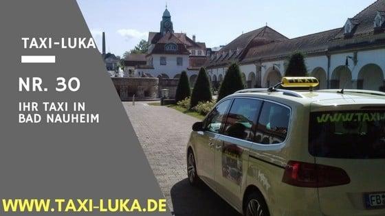 Taxiservice Bad Nauheim-Flughafentaxi